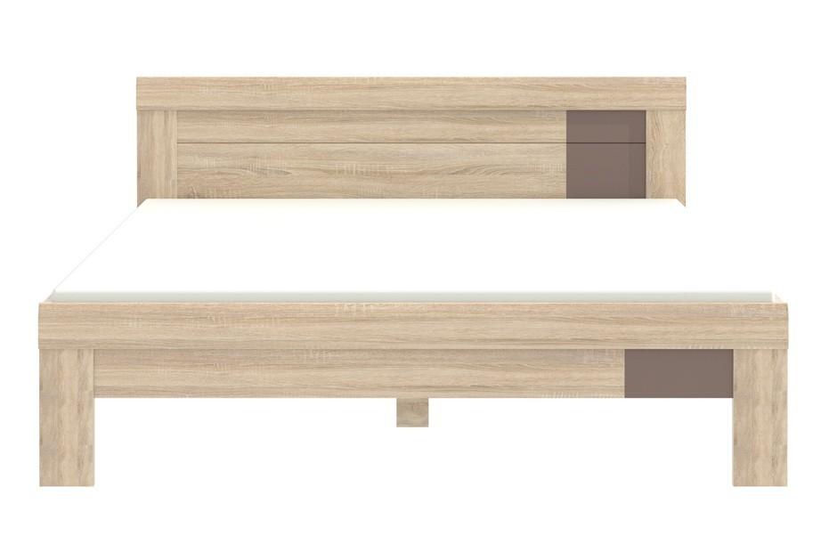 Dřevěná Champion-CHPL16(Q85 - Dub sonoma/kakao supermat)