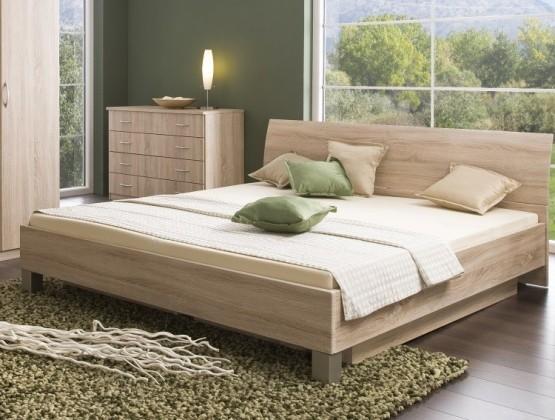 Dřevěná Dřevěná postel Uno 180x200 cm