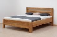 Dřevěná postel Adriana 160x200 cm, buk