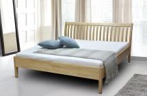 Dřevěná postel Apolonia 180x200, buk