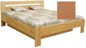 Dřevěná postel Kars 2, 180x200, olše, vč.roštu a úp, bez matrace + dárek 2 polštáře