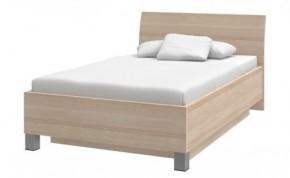 Dřevěná postel Uno 120x200 cm, s úložným prostorem