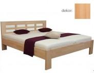 Dřevěná postel Vegas 2, 180x200, vč.výkl.roštu a úp, bez matrace