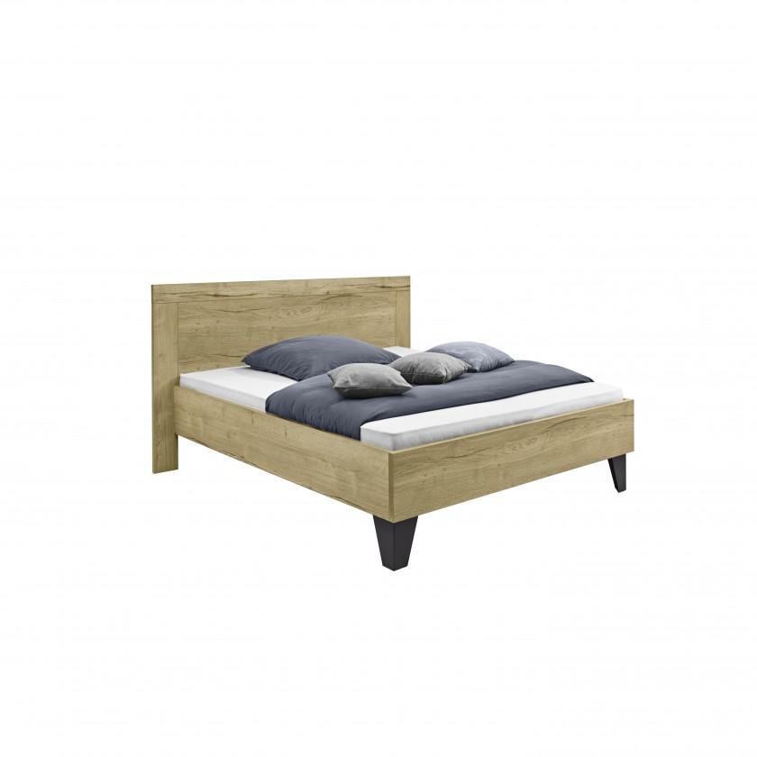 Dřevěná Tender - 5772210 (divoký dub nature/divoký dub nature feelwood)