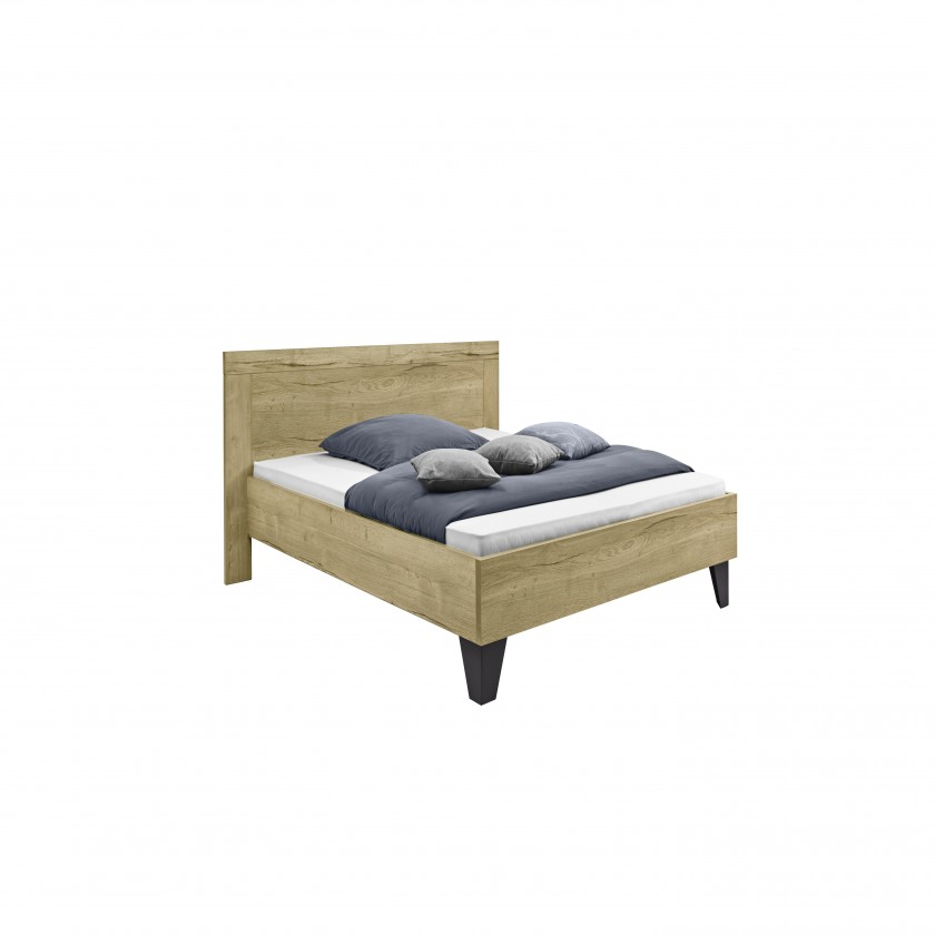Dřevěná Tender - 5772220 (divoký dub nature/divoký dub nature feelwood)