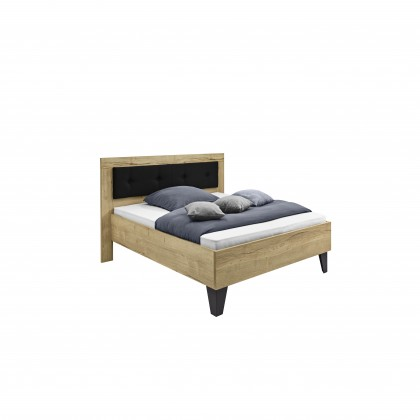 Dřevěná Tender - 5772300 (divoký dub nature/feelwood/antracit)