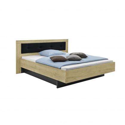 Dřevěná Tender - 5772320 (divoký dub nature/feelwood/antracit)