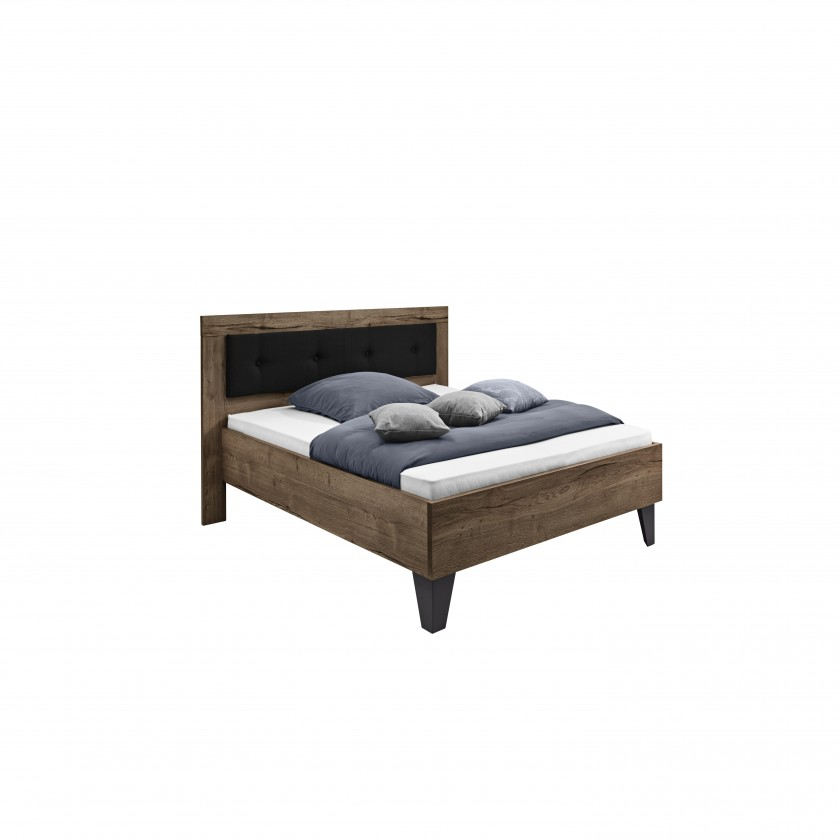 Dřevěná Tender - 5774300 (divoký dub antický/feelwood/antracit)