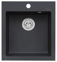 Dřez DKL 03, granit, 45x50cm