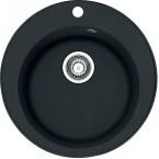Dřez Franke - Tectonite RID 610, 500 mm (černá)