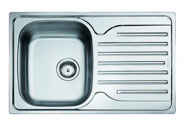 Dřez rovný Franke - dřez nerez PXN 611-78 3 1/2, 780x490 mm (stříbrná)