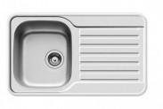Dřez Space Mini 1B 1D - dřez, výtok.otvor 92 (800x480)