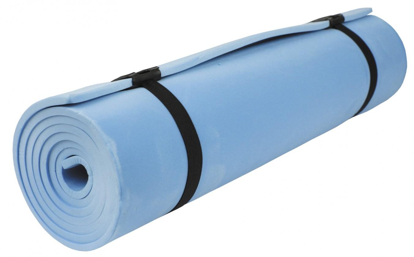 Drifter - Karimatka, 1 vrstva, 0,7 cm (světle modrá)