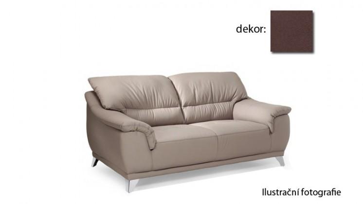 Dvojsedák Dunja - dvojsedák (new lucca - espresso P711, sk. E1)