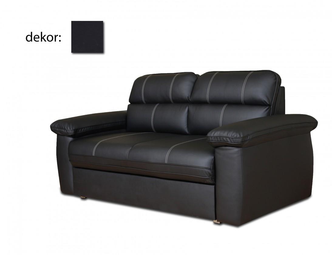 Dvojsedák Dvojsedák Cordoba (2ES soft 011, černá, syntetická kůže)