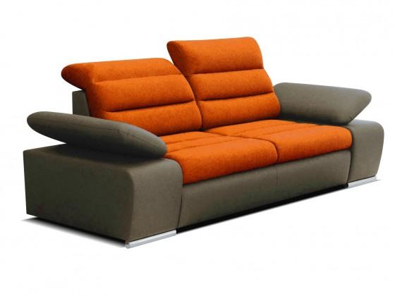 Dvojsedák Dvojsedák Korfu oranžová, hnědá