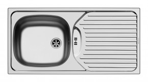 E860 Dřez (nerez)