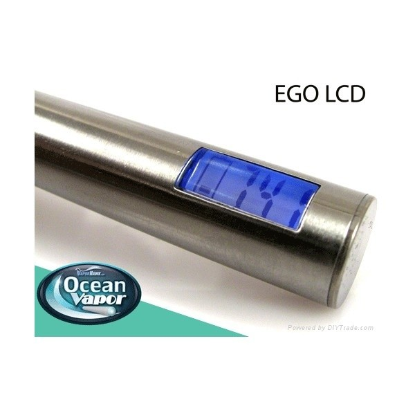 EGO Baterie s LCD