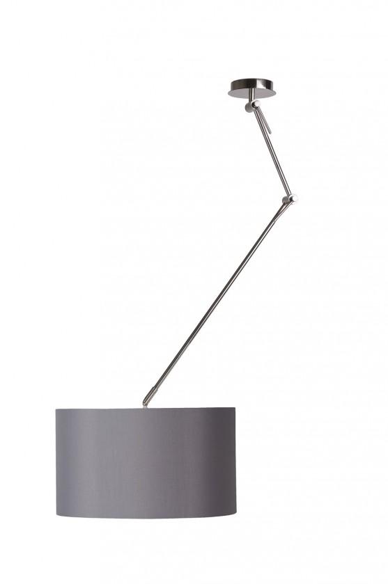 Eleni - stropní osvětlení, 60W, E27 (šedá)