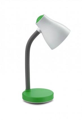 Elis - Lampa stolní žárovková (béžová/zelená)