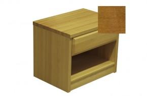 Elis - Noční stolek (ořech světlý)