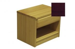 Elis - Noční stolek (ořech tmavý)