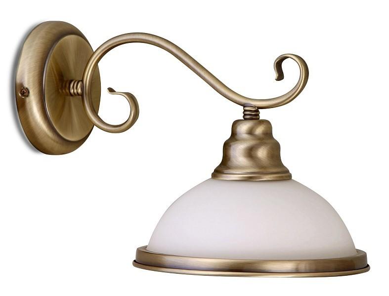 Elisett - Stropní osvětlení, 2751 (bronzová/bílá)