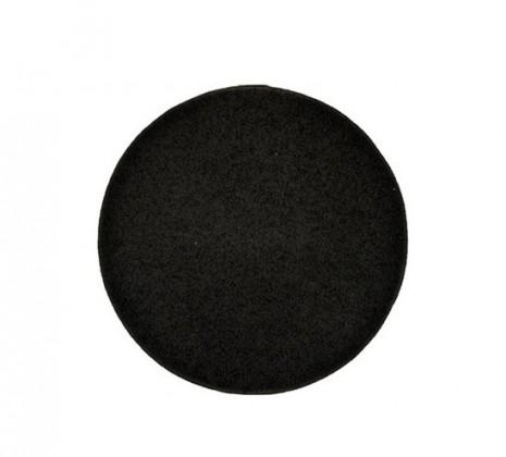 Elite Shaggy - koberec, 120x120 (100%PP shaggy, kulatý, antracit)