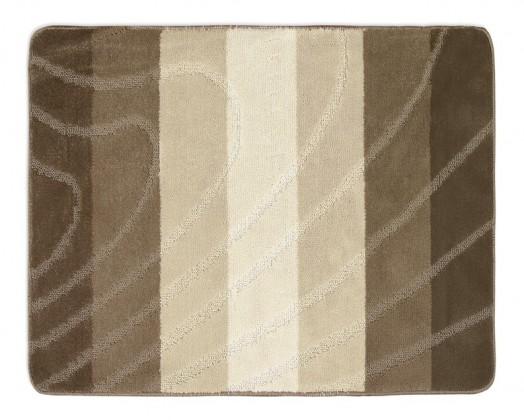 Elli - Koupelnová předložka 60x50 (béžová vlna)