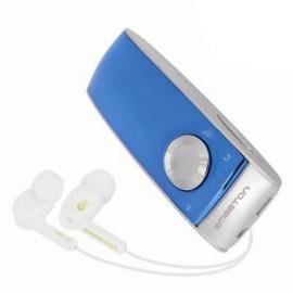 Emgeton CULT X8 4GB Silver/Blue, bez FM, OLED+microSD
