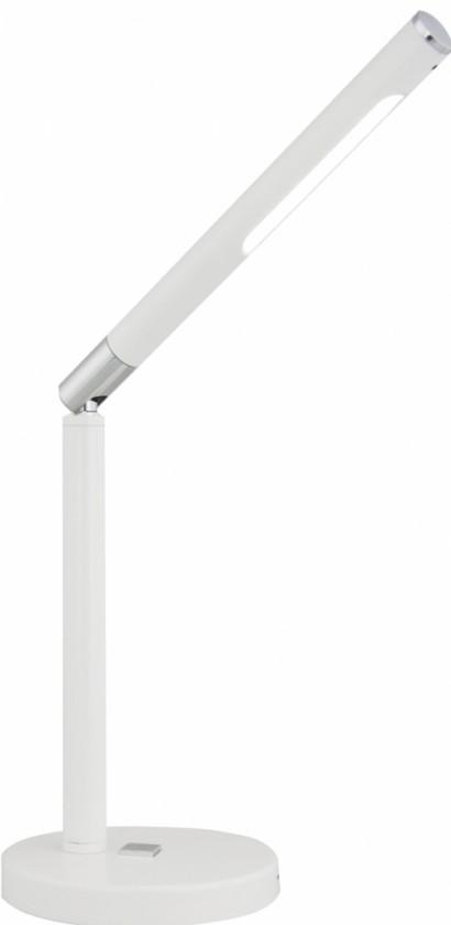 EMOS LED STOLNÍ LAMPA LS1025S BÍLÁ
