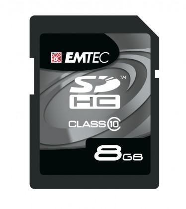 EMTEC SDHC 8GB (Class 10)