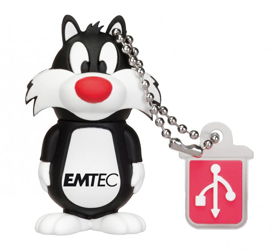 Emtec USB2.0 L101 4GB LT Sylvester (EKMMD4GL101)
