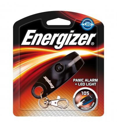 Energizer Panic Alarm & LED svítilna