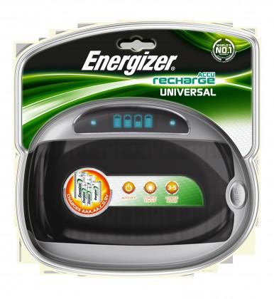 Energizer Univerzální nabíječka (LCD panel)