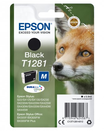Epson T1281 - originální