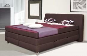 Etella - Boxspring 200x180, úložný prostor, čalouněné matrace