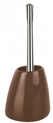 Etna-Wc štětka SHINY brown(hnědá)