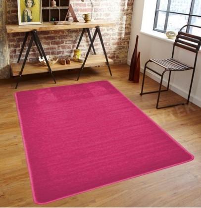 Eton - koberec, 110x60cm (100%PP, růžová)