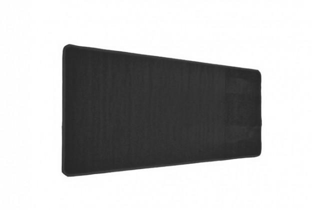 Eton - koberec, 150x80cm (100%PP, černá)