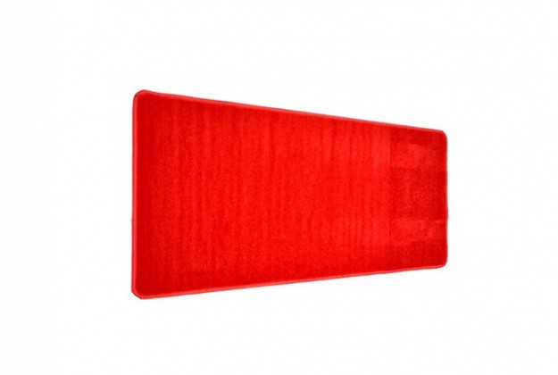 Eton - koberec, 150x80cm (100%PP, červená)