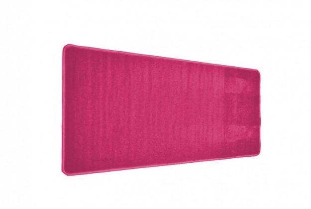 Eton - koberec, 150x80cm (100%PP, růžová)