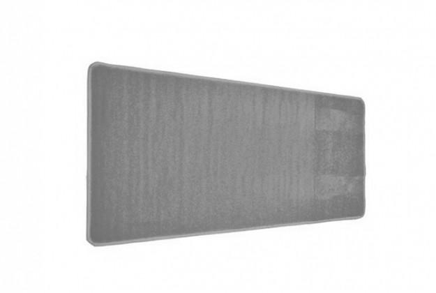 Eton - koberec, 150x80cm (100%PP, šedá)