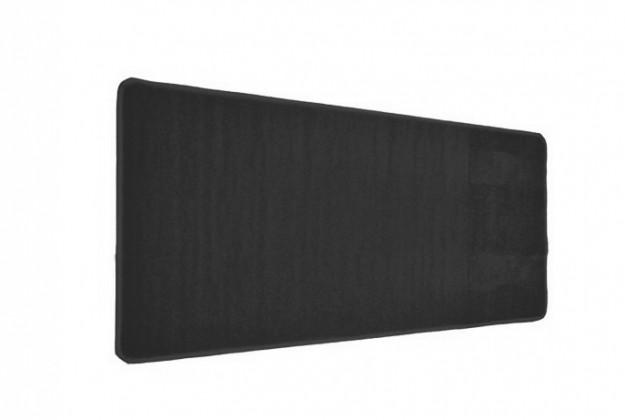 Eton - koberec, 170x120cm (100%PP, černá)