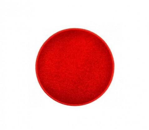 Eton - koberec, 57x57cm (100%PP, kulatý, červená)