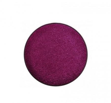 Eton - koberec, 57x57cm (100%PP, kulatý, fialová)