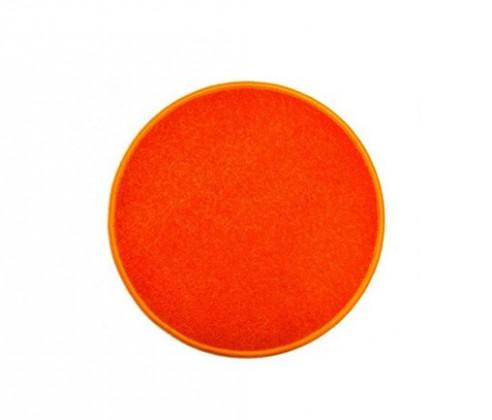 Eton - koberec, 57x57cm (100%PP, kulatý, oranžová)