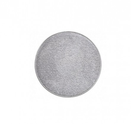 Eton - koberec, 57x57cm (100%PP, kulatý, šedá)
