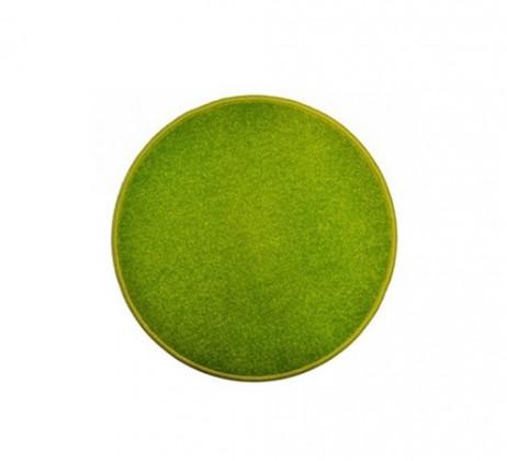 Eton - koberec, 57x57cm (100%PP, kulatý, zelená)