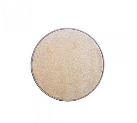 Eton - koberec, 80x80cm (100%PP, kulatý, béžová)
